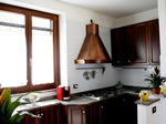 Cucina Bed and Breakfast Casa Belveder